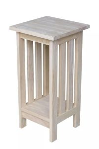 International Concepts Mission Plant Stand from Amazon