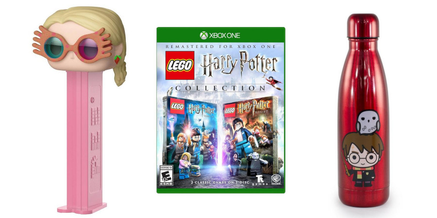 Harry Potter items from GameStop