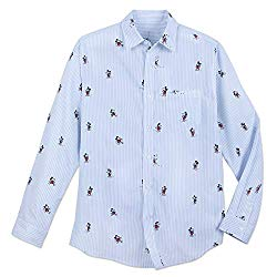 Disney button-up shirt from Amazon