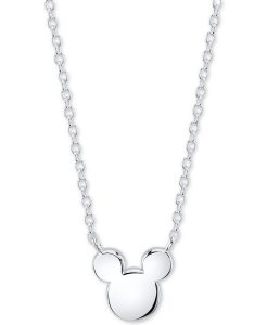 Mickey necklace from Macy's