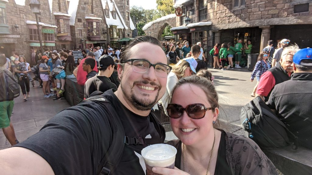 We get Butterbeer on every trip