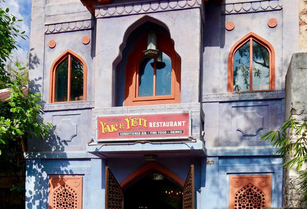 Yak & Yeti Restaurant (photo courtesy of magicguides.com)